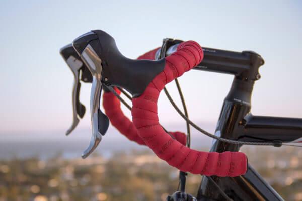 ロードバイクを外置き保管